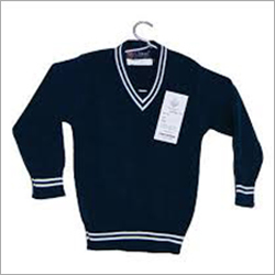 Full Sleeves School Sweater