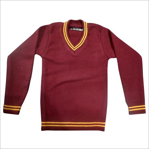 Kids School Woolen Sweater