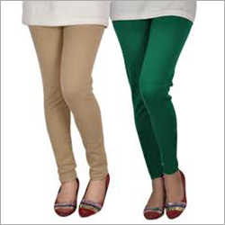 Woolen Plain Leggings