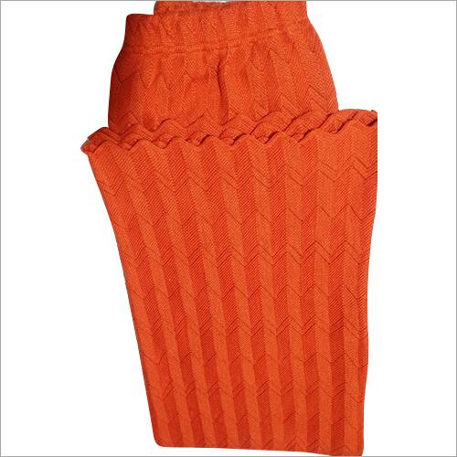 Ladies Plain Woolen Leggings
