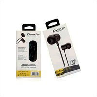Dvaio D7 Universal Series Earphone