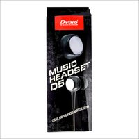 Dvaio D5 Universal Series Earphone