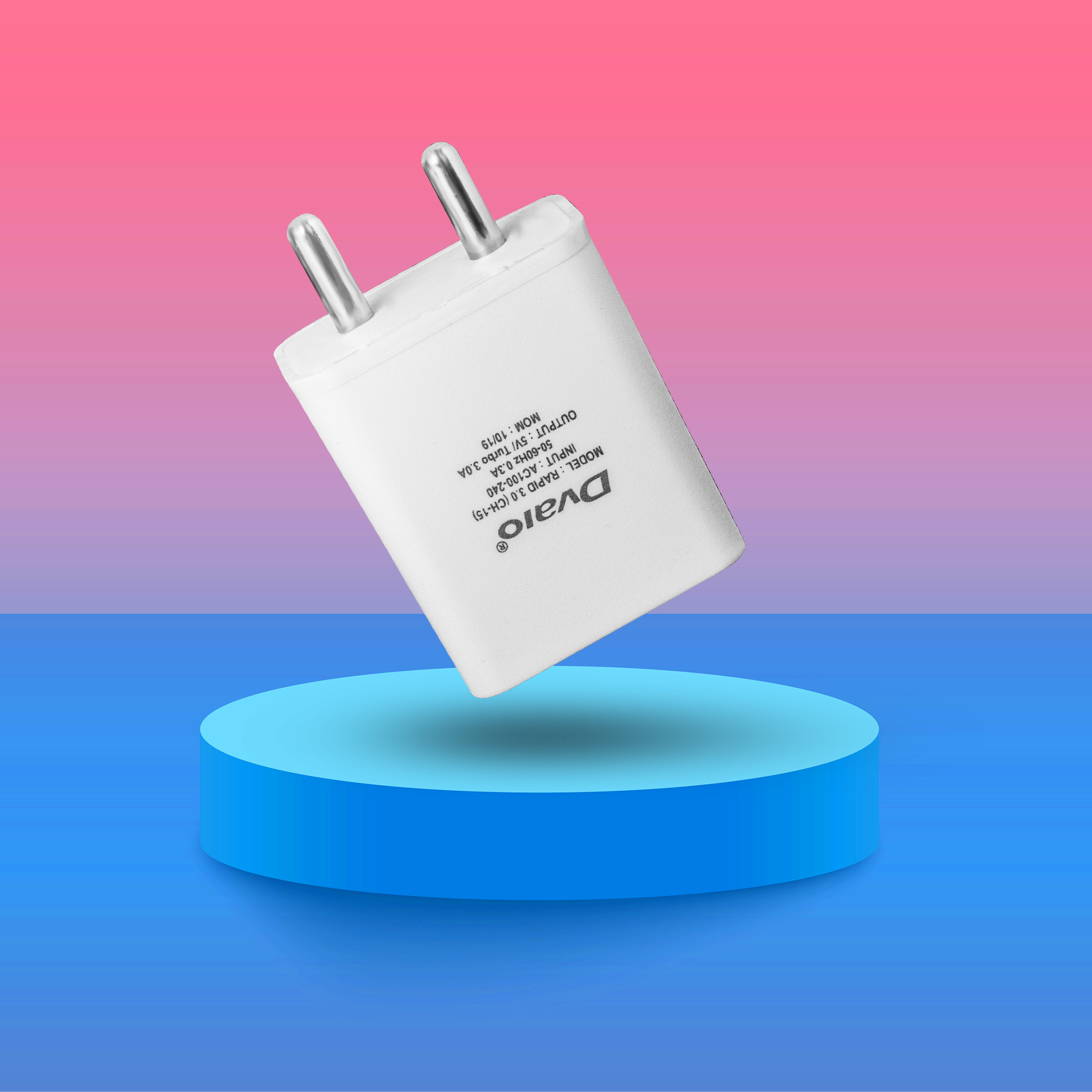 Dvaio Rapid 3.0A USB Charger