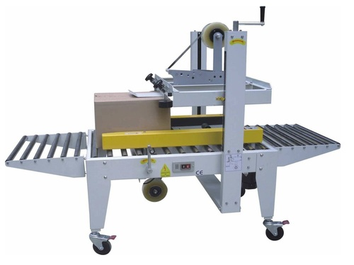 Automatic Top & Bottom Carton Sealing Machine