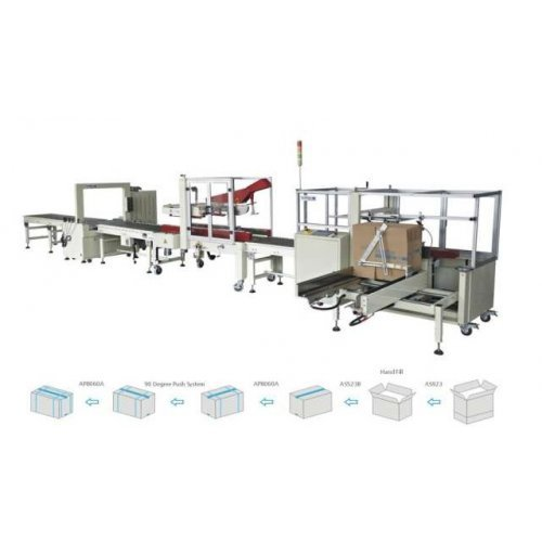 Automatic Carton Packing Line