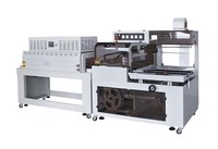 Fully Automatic L-Sealer With Shrink Wrapping Machine