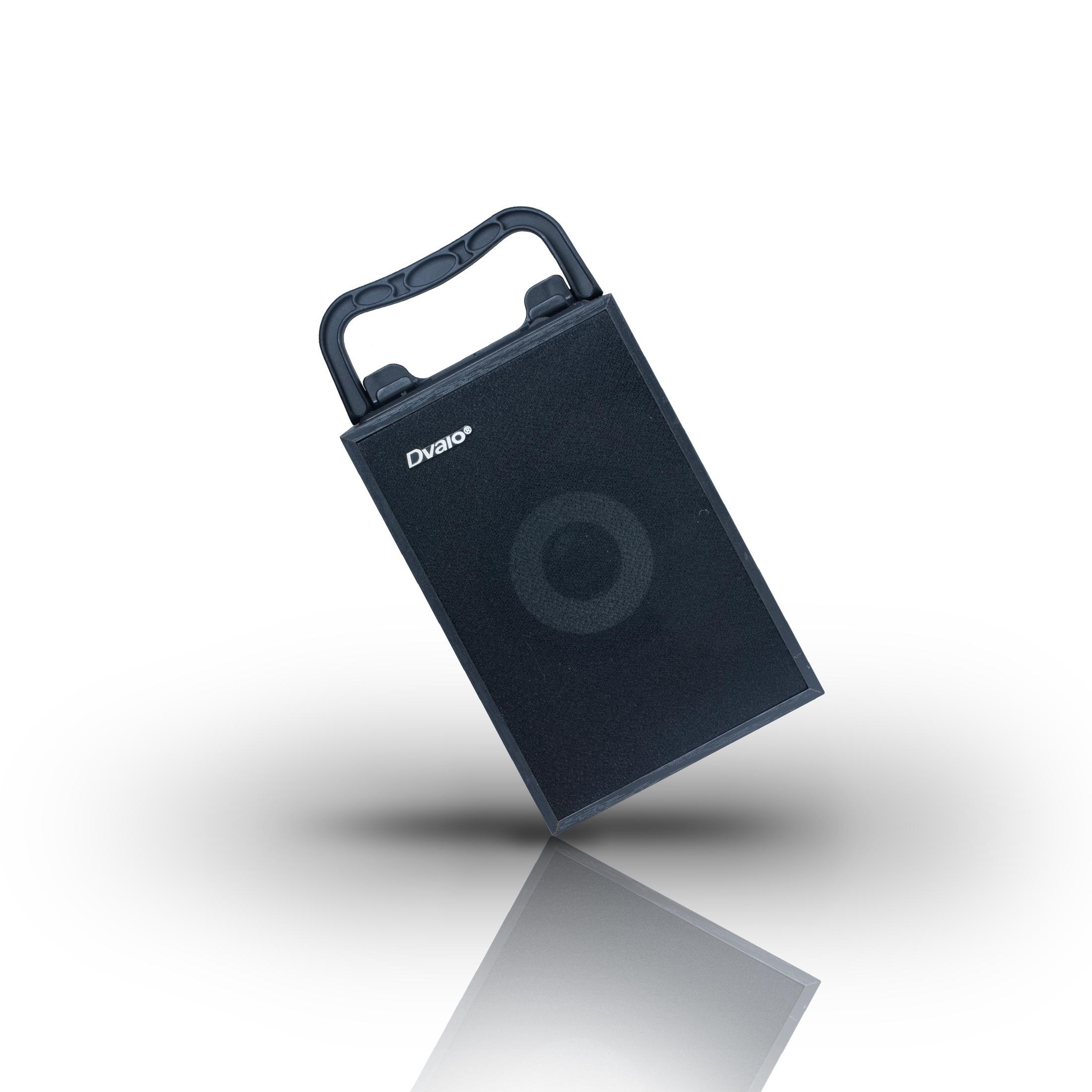 Dvaio S800 Wooden Portable  Wireless Speaker