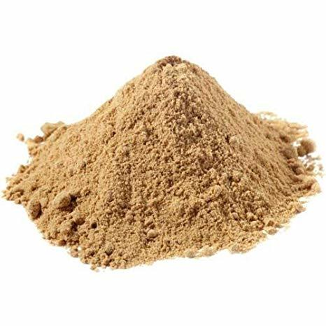 vetiveria zizanioides herbal powder