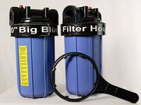 BIG BLUE FILTER HOUSING