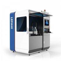 Small Mini fiber laser cutting machine 0640 500W 750W 1000W