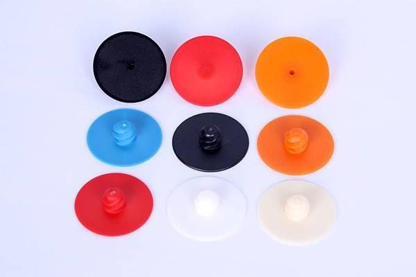Quick Change Disc Button