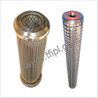 Sintered SS 316L Non-Woven Fiber Filter Cartridges