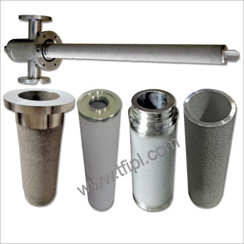 Sintered Powder Filter Cartridges