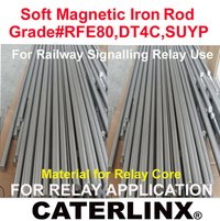 Soft Magnetic Iron Rod