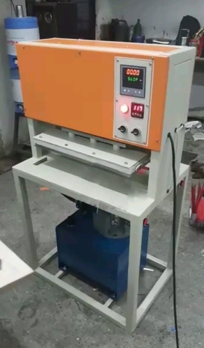 Blister Sealing Machine (Hydraulic)