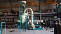 Wipl Semi Automatic Besan Setup, Capacity - 600 Kg/Hr