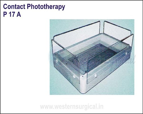 Contact Phototherapy