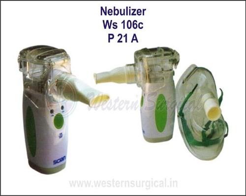 Ultrasonic portable mesh nebulizer
