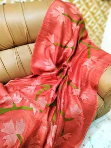 Pure matka jamdani saree