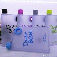 Do Your Best Notebook Bottle