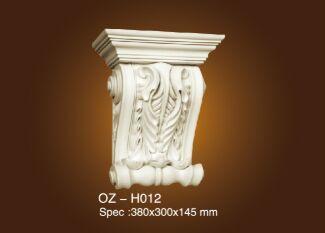 Exotic Corbels OZ-H012