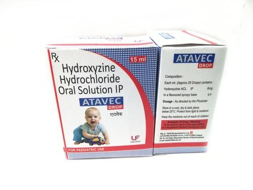 Hydroxyzine HCL Oral Drops