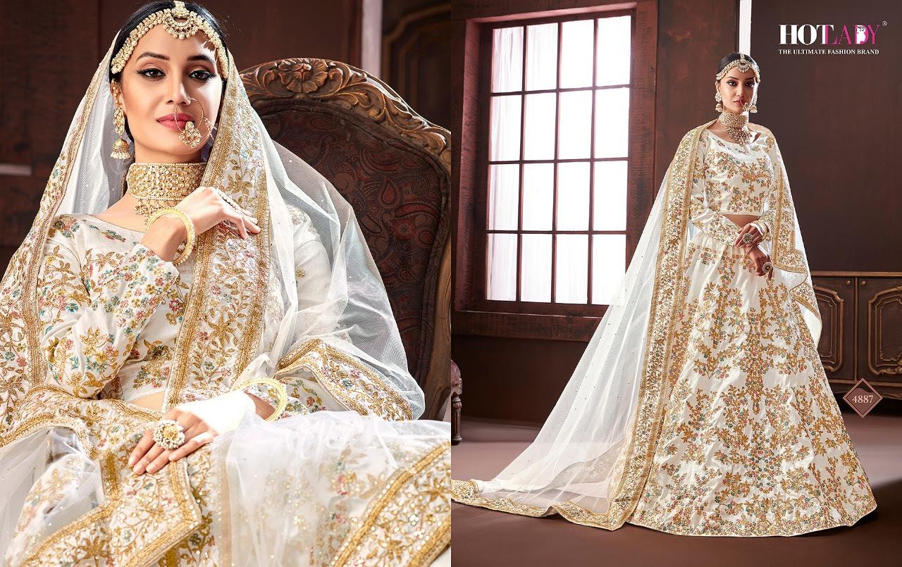 Designer Wedding Lehenga