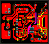 Single Side PCB Design Service