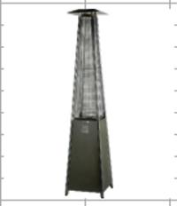 Toer Heater Pyramid