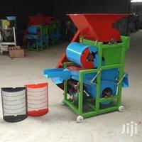 100-200 Kg Peanut deshelling machine