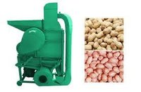 500 kg/hr Peanut deshelling machine