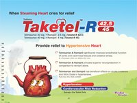 Telmisartan 40 mg & Ramipril 5 mg