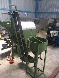 WIPL Automatic Peanut Roasting Machine ,Capacity -900-1000 KG/Hr