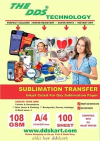 SUBLIMATION PAPERS SUPPLIERS IN CHENNAI