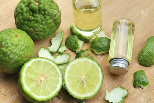 kaffir lime oil