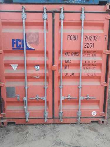 Dry Storage Container