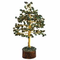 AGATE GREEN JED STONE TREE