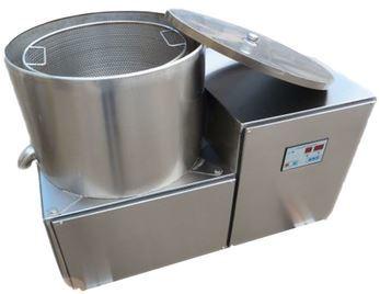 1 HP Potato De-oiling machine Capacity:- 100-150 Kg/hr