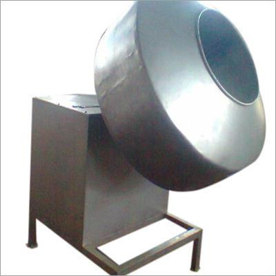 1 HP Potato flavoring drum capacity:- 50 Kg/hr