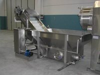 2 HP Potato washing machine Capacity:- 100-150