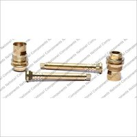 Brass Ceramic Spindle Parts