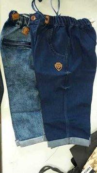 Mens Jeans Capri