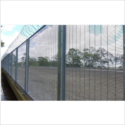358 Welded Wire Mesh Fence,High Security Anti-climbing Fencing