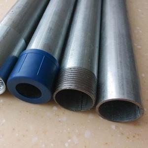 BS4568 steel conduit