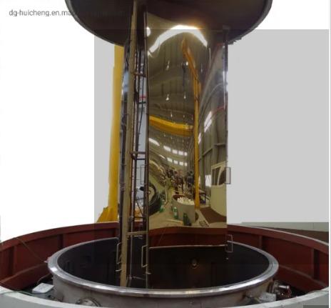 Stainless Steel Sheet Titanium Nitride PVD Vacuum Coating Machine