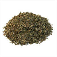 Dry Mentha Arvensis