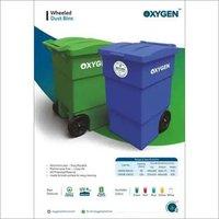 Wheeled Dust bin
