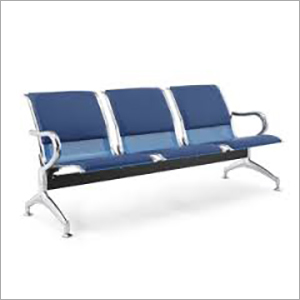 New 3 Seater Cushioned chair