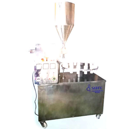 Jar Bottle Filling Machine Automatic And Manual