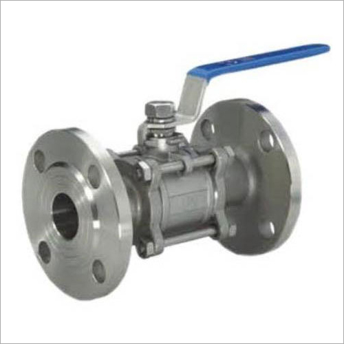 Three Piece Flanged End Ball Valve